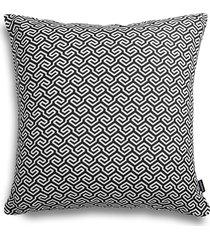 czarno biała poduszka ogrodowa san remo