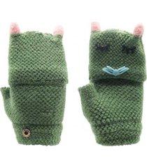 guantes rafael verde topsoc