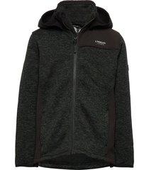 bormio jacket outerwear fleece outerwear fleece jackets svart lindberg sweden