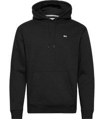 tjm tonal ny photoprint hoodie c hoodie trui zwart tommy jeans