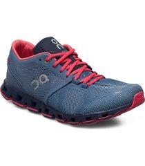 cloud x shoes sport shoes running shoes blå on
