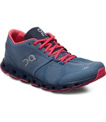 cloud x shoes sport shoes running shoes blå on
