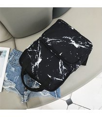 mochila de mujer/ mujeres oxford mochila para-negro