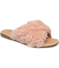 w joni shoes summer shoes flat sandals rosa ugg