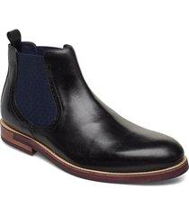 secarr shoes chelsea boots svart ted baker