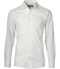 casa moda overhemd - regular fit - creme