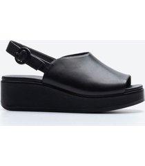 sandalia casual mujer camper sdz3 negro