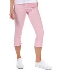 womens 311 shaping capri skinny jeans