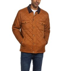 weatherproof vintage men's quilted barn jacket