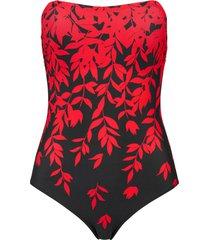 costume intero a fascia sostenibile (nero) - bpc selection