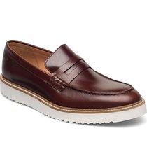 ernest free loafers låga skor brun clarks