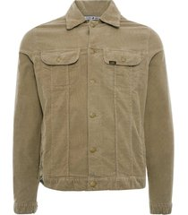 lois jeans tejana thin cord jacket | dark sand | 1001-5083