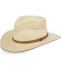 men's vented panama outback hat