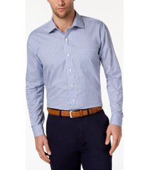 magnaclick men's classic-fit shirt with magnetic buttons