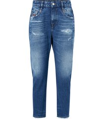 jeans d-fayza boyfriend low waist
