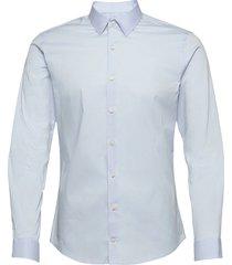 filbrodie overhemd business blauw tiger of sweden