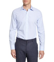 men's bonobos caleb trim fit check dress shirt