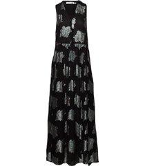 callumiw long dress maxi dress galajurk multi/patroon inwear