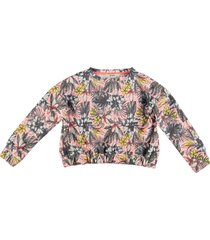 garcia korte zachte oversized sweater