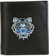 kenzo wallet with tiger print