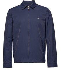 bernie jacket dun jack blauw lexington clothing