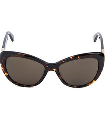 emmalynn 54mm cat eye sunglasses