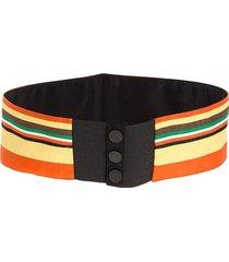 diane von furstenberg - ribbon belt