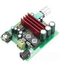 tpa3116 d2 8-25vdc 100w amplificador digital subwoofer mono junta ne55