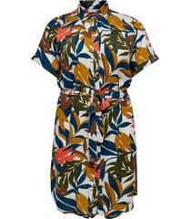 skjortklänning carisabel life ss knee dress