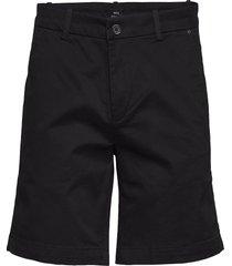 comfort pavel shorts shorts chinos shorts svart mads nørgaard