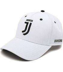 gorra blanco-negro juventus