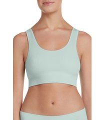 honeydew intimates bailey bralette, size large in chilled at nordstrom
