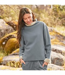 cozy comfort pullover