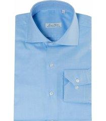 monti blauw overhemd bracciano