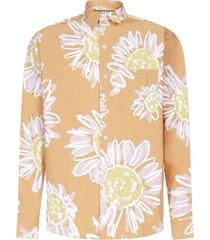 jacquemus la chemise simon shirt