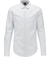 hugo men's rikk slim-fit evening shirt