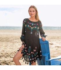 fridas garden dress