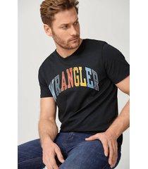 t-shirt ss rainbow tee