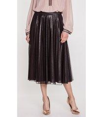 elegancka spódnica z połyskiem sa marisa