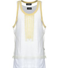 dsquared2 tank tops