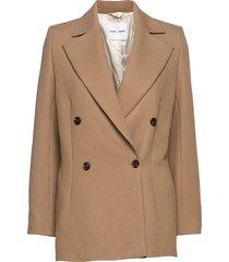 maike jacket 11470 blazer colbert beige samsøe samsøe