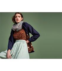 camicetta solong stampata - collezione donna -