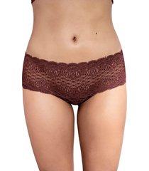 panty hipsters y cacheteros violeta leonisa 012928