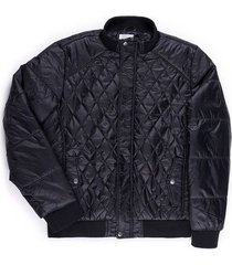 chaqueta casual acolchada slim fit 75722