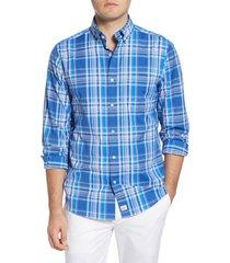 men's vineyard vines murray classic fit plaid button-down shirt