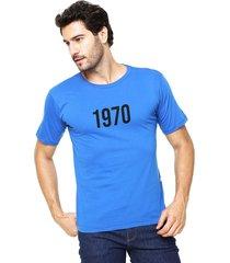 camiseta rgx 1970 azul bic