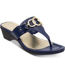 marc fisher ariana thong sandals women's shoes