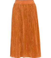 gonna plissettata (marrone) - bodyflirt