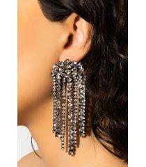 akira night out rhinestone earring