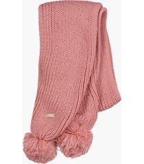 bufanda rosa cheeky bright